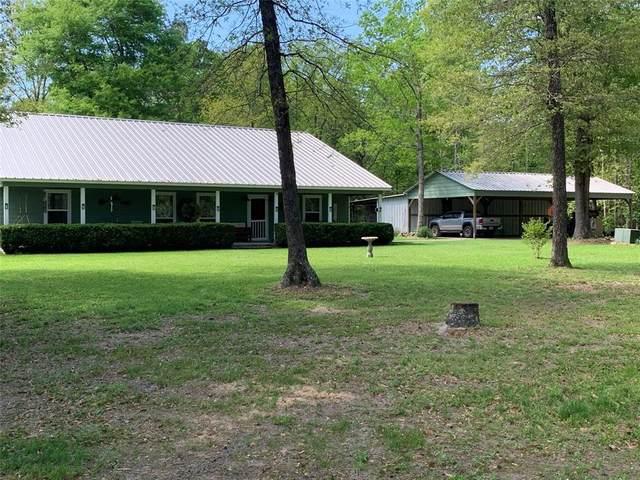 2810 Camp Ruby Road, Livingston, TX 77351 (MLS #32584189) :: CORE Realty