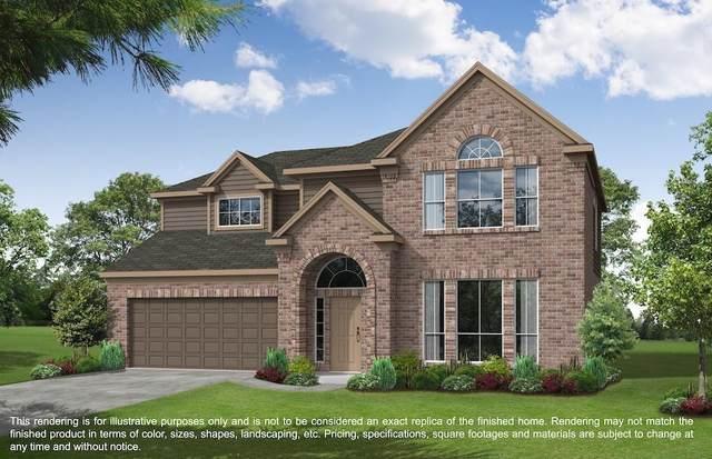 4434 Buentello Drive, Katy, TX 77449 (MLS #32586087) :: The Home Branch