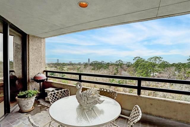101 Westcott Street #703, Houston, TX 77007 (MLS #32590271) :: Texas Home Shop Realty