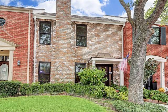 604 Augusta Drive, Houston, TX 77057 (MLS #32592647) :: The Bly Team