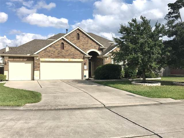 24610 Fort Timbers Court, Spring, TX 77373 (MLS #32595968) :: The Freund Group