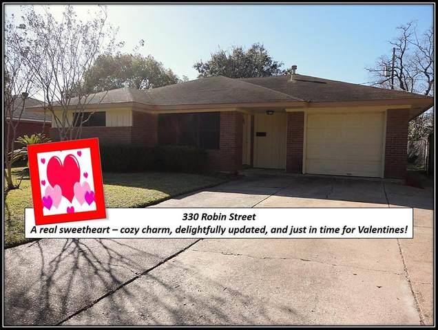330 Robin Street, Deer Park, TX 77536 (MLS #32596235) :: The Freund Group
