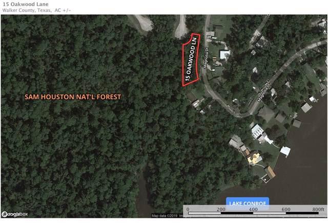 15 Oakwood Drive, Huntsville, TX 77320 (MLS #32609268) :: TEXdot Realtors, Inc.