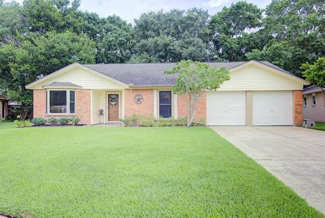 17711 Heritage Cove Court, Webster, TX 77598 (MLS #32619251) :: Ellison Real Estate Team
