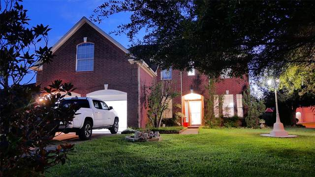 8306 Sierra Hill Court, Houston, TX 77083 (MLS #32644034) :: The Wendy Sherman Team
