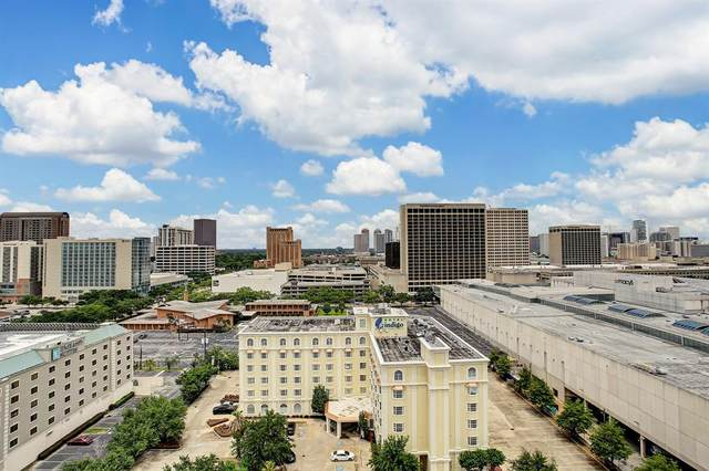 5150 Hidalgo Street #1403, Houston, TX 77056 (MLS #32659460) :: The Bly Team