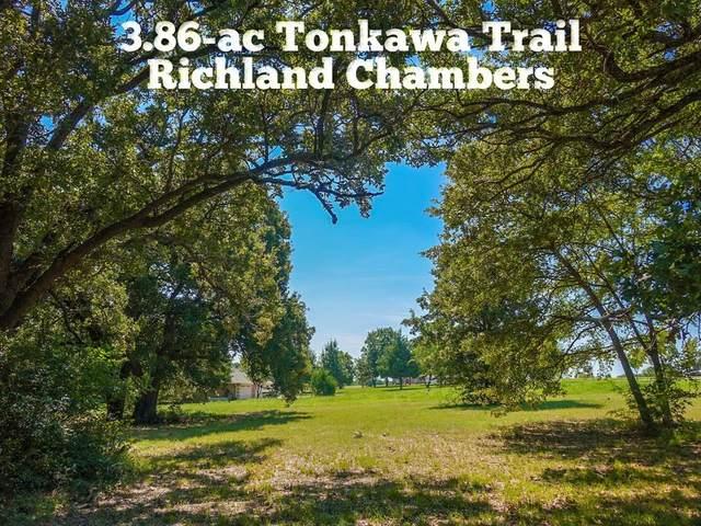 3.86-ac Tonkawa Trail, Corsicana, TX 75109 (MLS #32670087) :: Green Residential