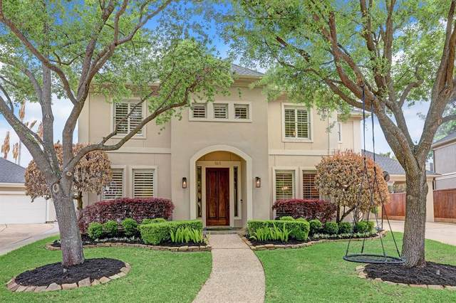 1611 Ashbury Park Drive, Houston, TX 77077 (MLS #32690283) :: Connell Team with Better Homes and Gardens, Gary Greene