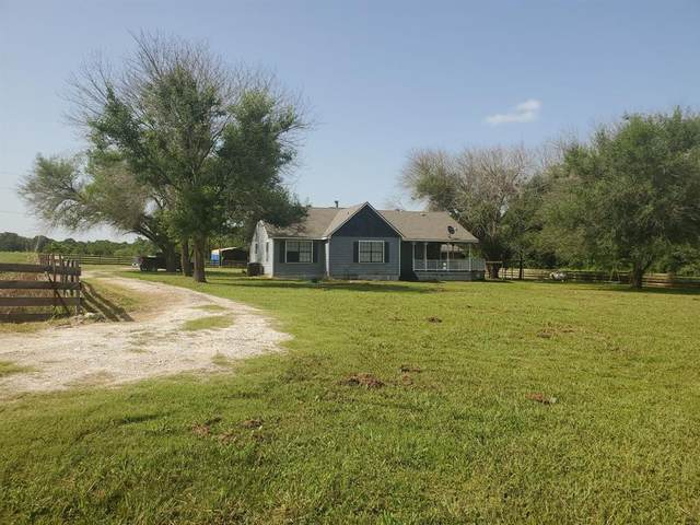 3438 County Road 447, Anderson, TX 77830 (MLS #3269059) :: The Bly Team