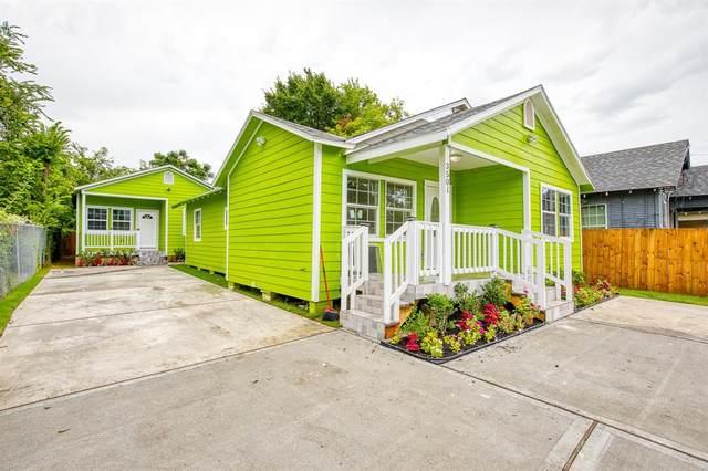 3501 Farmer Street, Houston, TX 77020 (MLS #32713539) :: The Home Branch