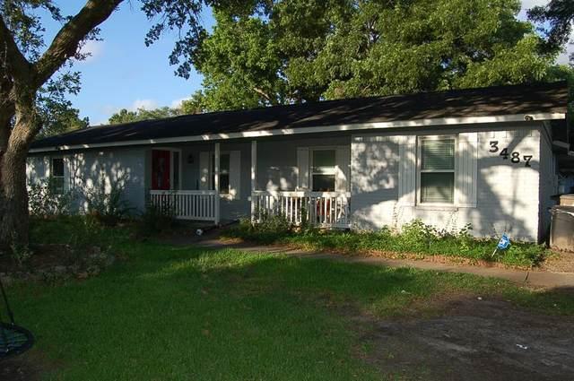3487 Prairie Dr Drive, Dickinson, TX 77539 (MLS #32721567) :: The Bly Team