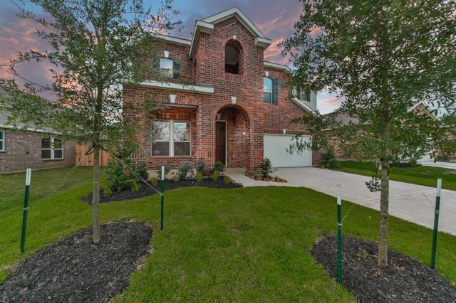 3814 Tolby Creek Lane, Magnolia, TX 77354 (MLS #32729454) :: Texas Home Shop Realty