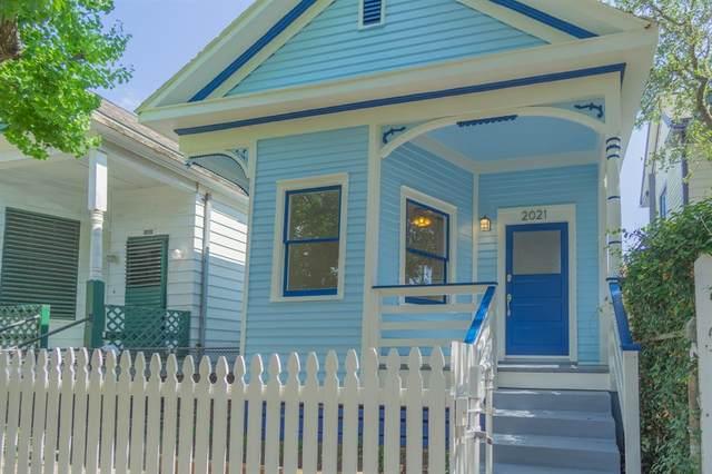 2021 Avenue O 1/2, Galveston, TX 77550 (MLS #32730309) :: The Wendy Sherman Team
