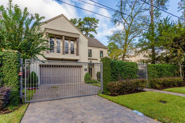 21 E Broad Oaks Drive C, Houston, TX 77056 (MLS #32745128) :: The SOLD by George Team