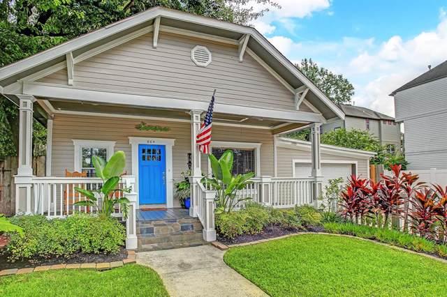 604 Northwood Street, Houston, TX 77009 (MLS #32748638) :: Green Residential
