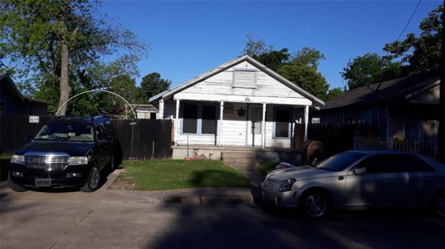 1509 Elm Street, Baytown, TX 77520 (MLS #32749377) :: The Kevin Allen Jones Home Team
