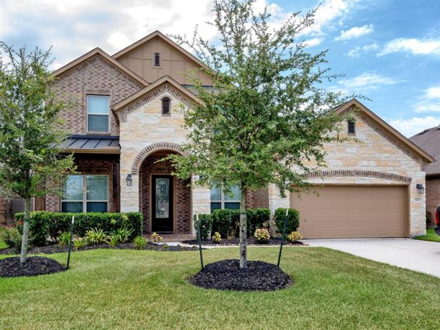 603 Kirkham Lane, League City, TX 77573 (MLS #32761148) :: Texas Home Shop Realty