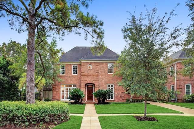 3727 Albans Road, West University Place, TX 77005 (MLS #32761645) :: Caskey Realty