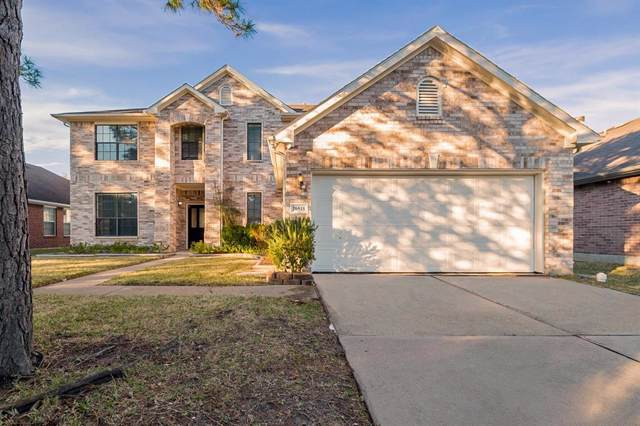 16518 Cypress Downs Drive, Cypress, TX 77429 (MLS #32764023) :: The Bly Team