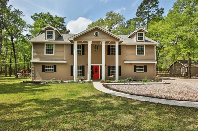 30803 Carrington Drive S, Magnolia, TX 77354 (MLS #32767401) :: Giorgi Real Estate Group