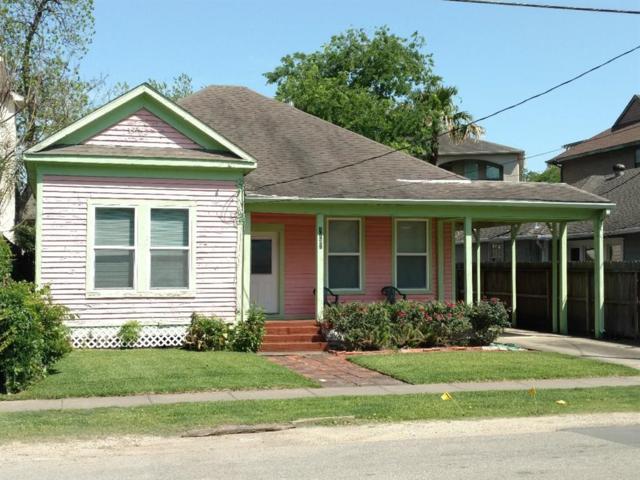 1732 Indiana Street, Houston, TX 77006 (MLS #32777722) :: Caskey Realty