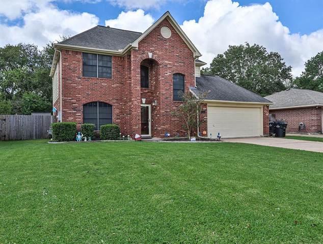 3830 Clover Drive, Alvin, TX 77511 (MLS #32782136) :: The Freund Group
