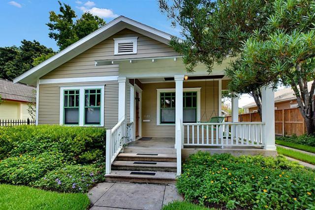 1123 E 16th Street, Houston, TX 77009 (MLS #32785126) :: Krueger Real Estate