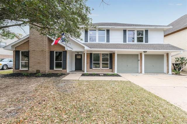 2218 Hickory Lawn Drive, Houston, TX 77077 (MLS #32790750) :: Bray Real Estate Group
