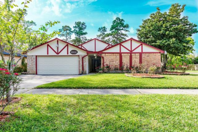 6602 Lynngate Drive, Spring, TX 77373 (MLS #32800115) :: The Home Branch
