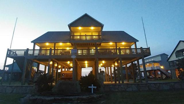 865 Bowers Lane, Crystal Beach, TX 77650 (MLS #32803243) :: Giorgi Real Estate Group