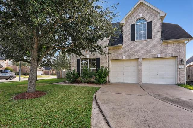 18 Palomar Drive, Manvel, TX 77578 (MLS #32805637) :: Christy Buck Team