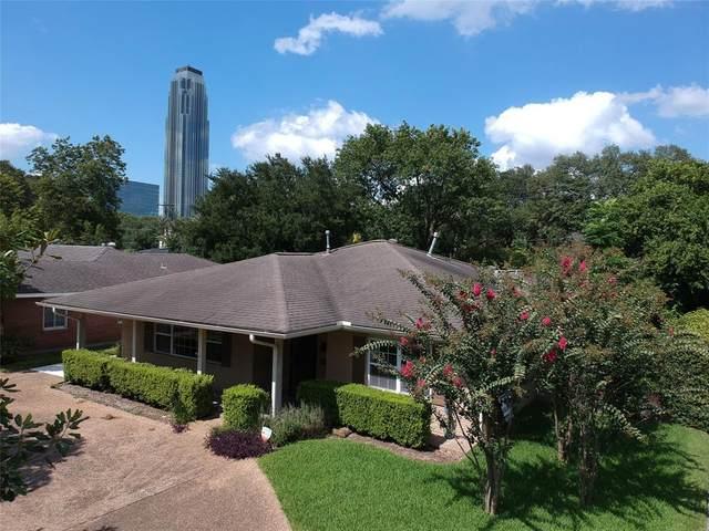 4646 Richmond Avenue, Houston, TX 77027 (MLS #32809201) :: Caskey Realty
