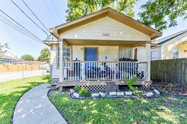 1001 E 32nd Street, Houston, TX 77022 (MLS #32809725) :: Michele Harmon Team