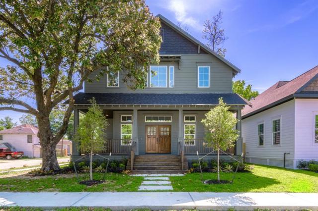 508 Cordell Street, Houston, TX 77009 (MLS #32811053) :: Magnolia Realty