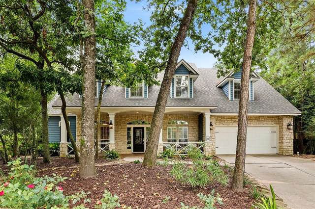 11 Sand Cove Court, The Woodlands, TX 77381 (MLS #32812367) :: The Queen Team