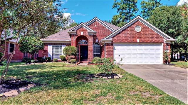 17411 Granberry Gate Drive, Tomball, TX 77377 (MLS #32812898) :: The Parodi Team at Realty Associates