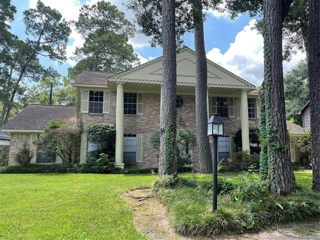 8215 Colonial Forest Lane, Spring, TX 77379 (MLS #32813427) :: Giorgi Real Estate Group