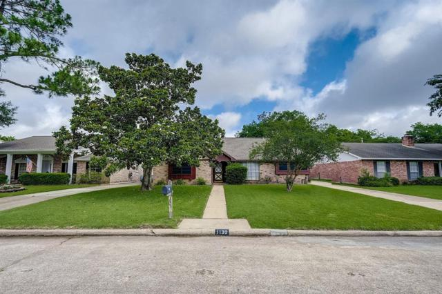 1130 Rennie Drive, Katy, TX 77450 (MLS #32827481) :: Krueger Real Estate
