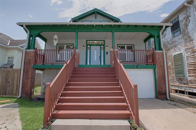 3217 Avenue M, Galveston, TX 77550 (MLS #32829407) :: The Bly Team
