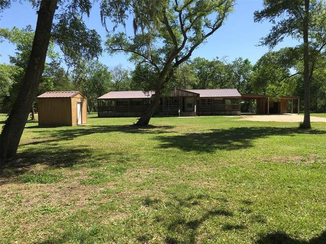 7277 County Road 289, Sweeny, TX 77480 (MLS #32830487) :: Connect Realty