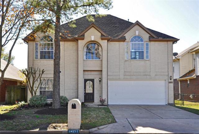 14211 Sandalfoot Street, Houston, TX 77095 (MLS #32838493) :: Texas Home Shop Realty