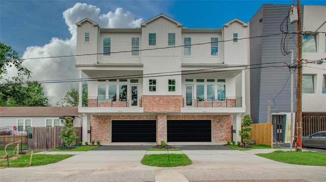 1515 W 12th Street, Houston, TX 77008 (MLS #32842140) :: The SOLD by George Team