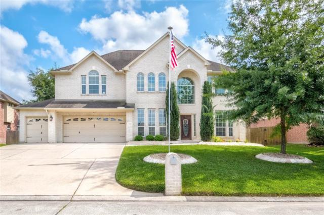 8918 Sailing Drive, Humble, TX 77346 (MLS #32843472) :: The Home Branch
