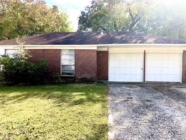 5409 Hazel Street, Baytown, TX 77521 (MLS #32846218) :: The SOLD by George Team