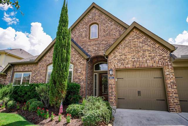 4811 Emily Forest Trail, Katy, TX 77494 (MLS #32864243) :: The Parodi Team at Realty Associates