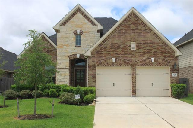 19714 Lakeside Pointe Court, Richmond, TX 77407 (MLS #32866448) :: The SOLD by George Team