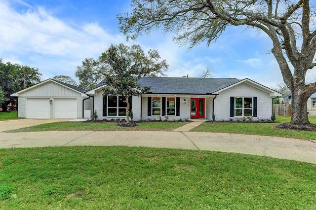 3519 Robinson Drive, Pearland, TX 77581 (MLS #32866701) :: Ellison Real Estate Team