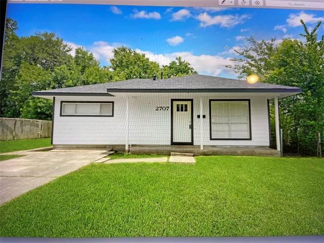 2707 Norman Street, Pasadena, TX 77506 (MLS #32875391) :: The SOLD by George Team