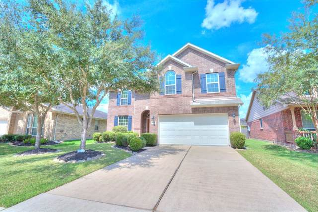 2706 Mystic Cove Lane, Pearland, TX 77584 (MLS #32880500) :: The SOLD by George Team