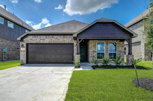1011 Willowick Bay Drive, Houston, TX 77090 (MLS #32886588) :: The Bly Team